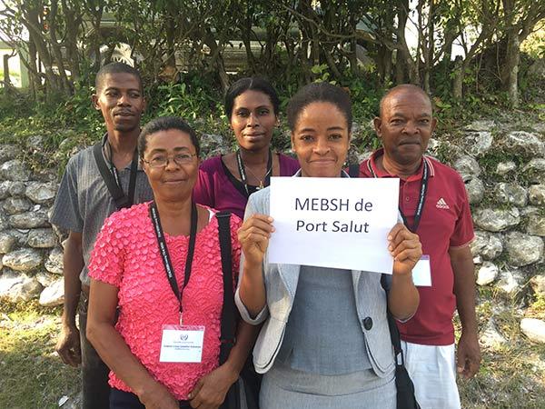 MEBSH de Port Salut, Les Cayes