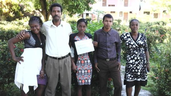 Ecole Bon Samaritain de Beaudouin, Jacmel