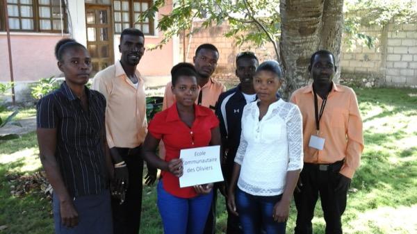 Ecole Communautaire des Oliviers, Jacmel