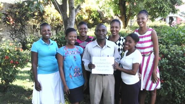Ecole Fondamentale Adventiste Maranatha, Jacmel