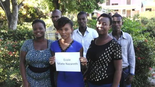 Ecole Mixte Nazareth, Jacmel